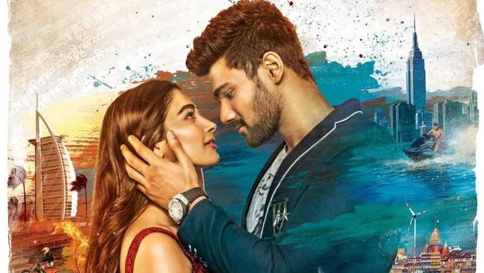 Sakshyam trailer,Bellamkonda Srinivas,Watch Sakshyam trailer