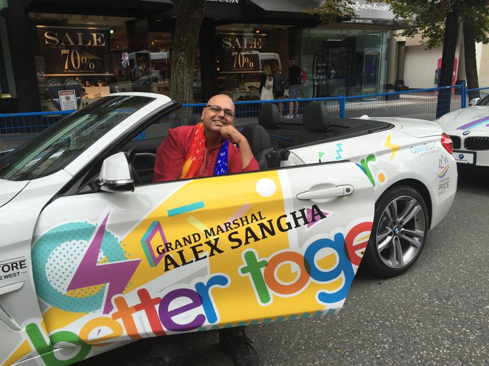 Sher Vancouver,LGBT,Sikh community