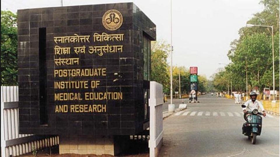 Chandigarh,PGIMER,geriatric centre