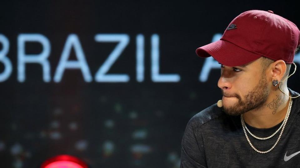 Neymar,Brazil men's football team,World Cup