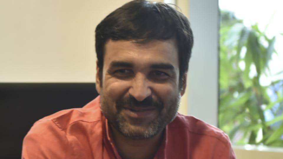 Actor Pankaj Tripathi bagged the Special Mention Award for his role in Newton at the 65th National Awards.