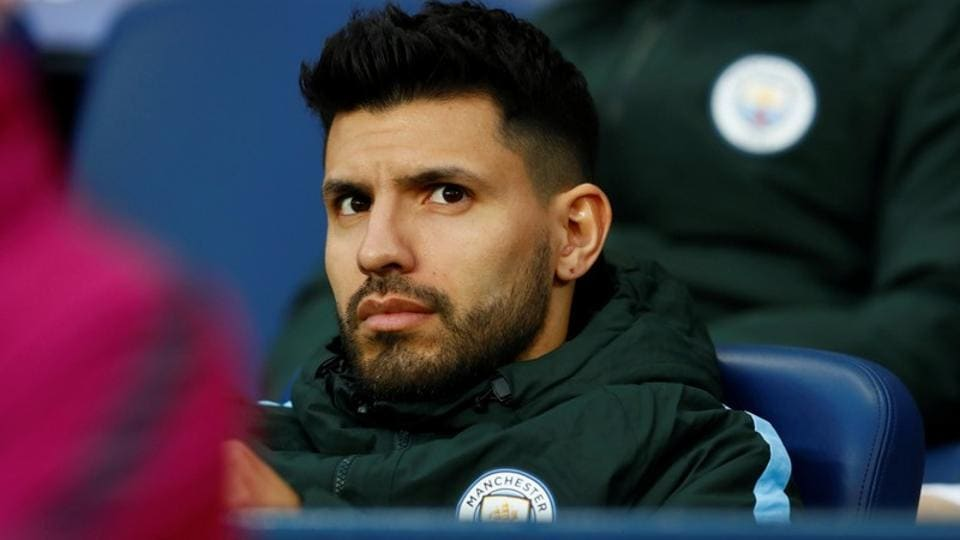 Sergio Aguero: Expected to miss rest of season