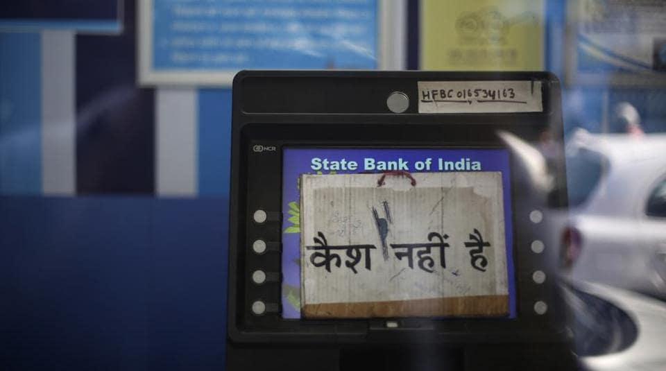 ATM cash crunch,No cash at ATMs,cash shortage