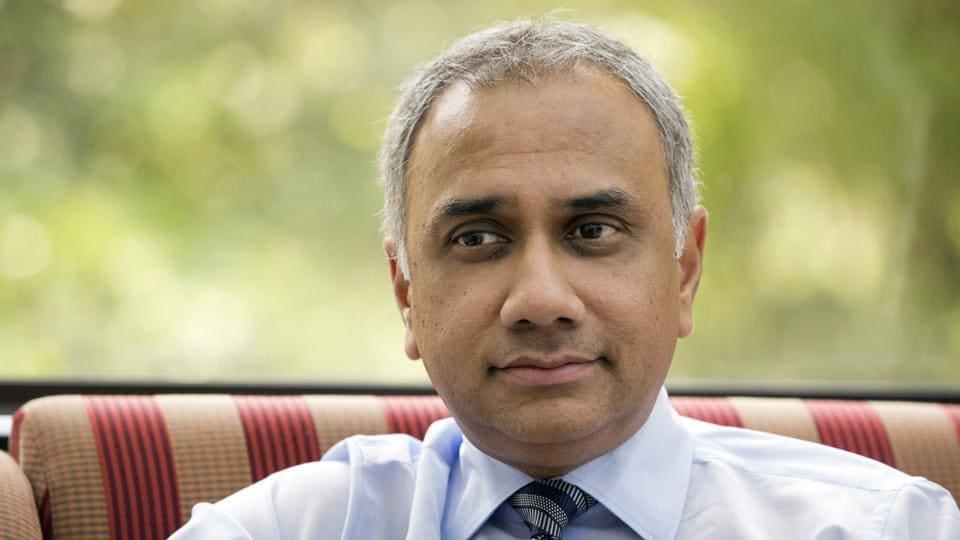 Infosys,Salil Parekh,Infosys CEO