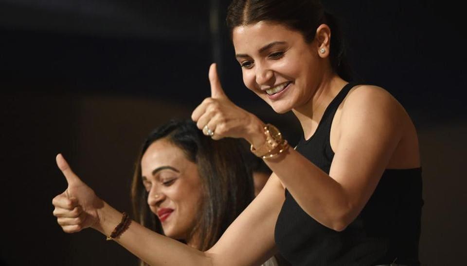 Anushka Sharma Virat Kohli,IPL 2018,Royal Challengers Bangalore