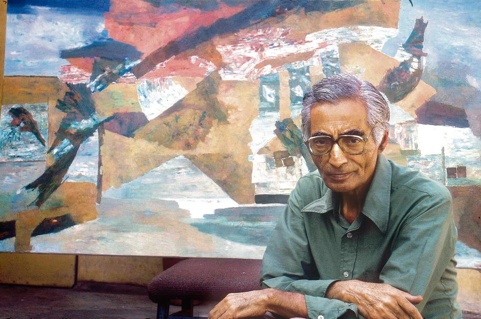 In one of the last interviews before his death this month, artist Ram Kumar turns the pages of his life – from his days of struggle in Paris to sketching in Banaras with fellow artist MF Husain
