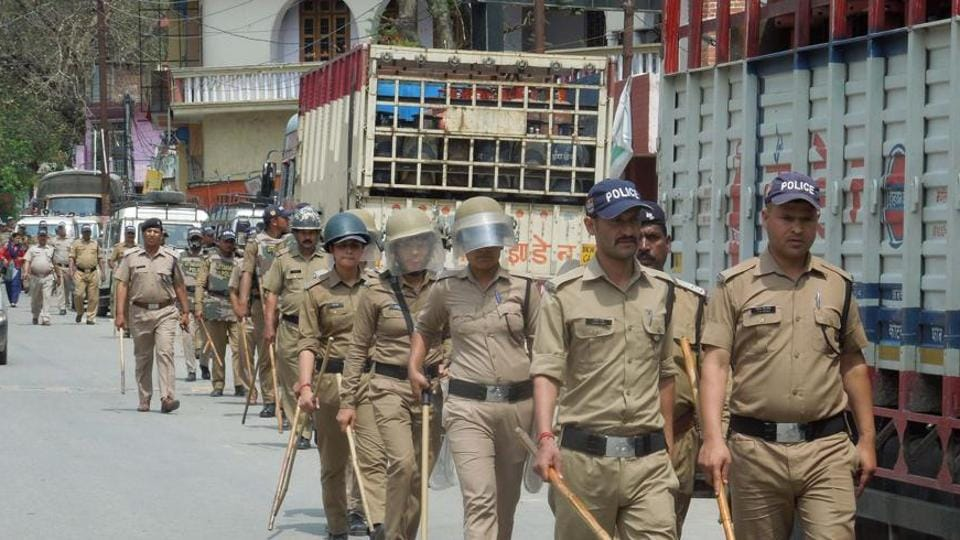 Jharkhand police say security has been stepped up in Nawadih village.