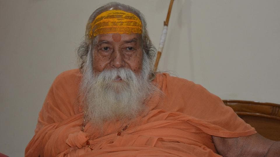 Shankaracharya Swami Swaroopanand is among the seers provided Y-category security.