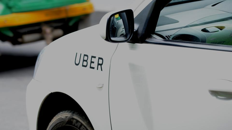 An Uber driver was arrested for allegedly masturbating while ferrying a woman passenger in his cab.