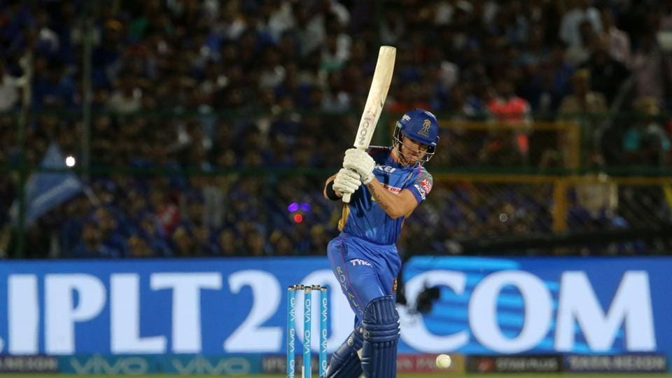 Short struggled against the spinners early on but held one end and supported Rahane.  (BCCI )
