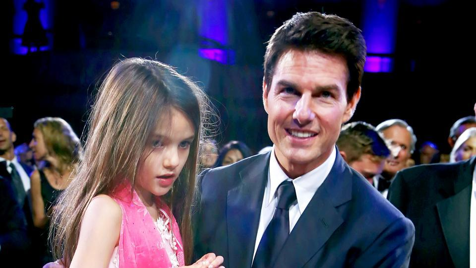 Tom Cruise and his daughter were last photographed together in 2013.