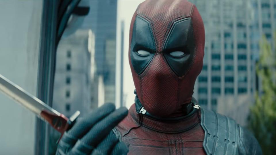 Deadpool 2,Deadpool,Deadpool 2 Trailer