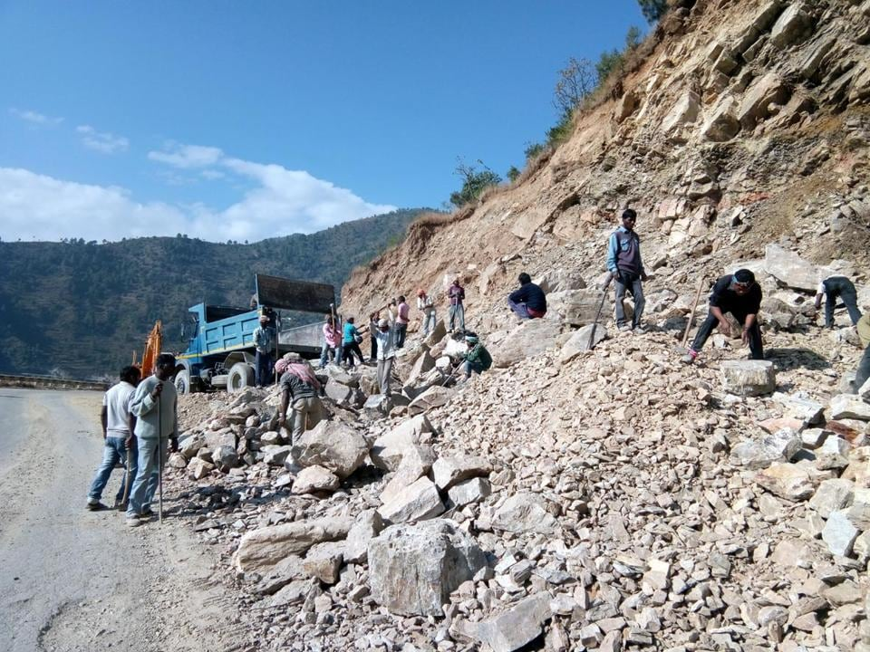 The Rs 12,000-crore all-weather road project, inaugurated by Prime Minister Narendra Modi, aims to provide better connectivity to the four shrines in Uttarakhand -- Gangotri, Yamunotri, Badrinath and Kedarnath.