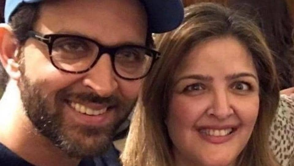 Hrithik Roshan is proud of how his sister Sunaina fought and overcame cancer.