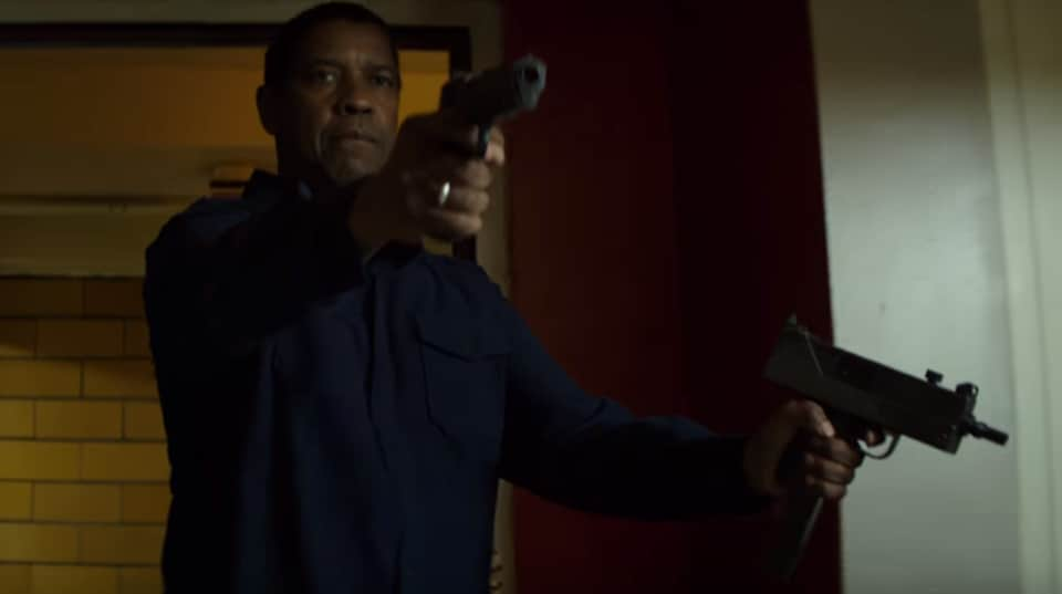 'The Equalizer 2' First Trailer: Denzel Washington's Back in Action