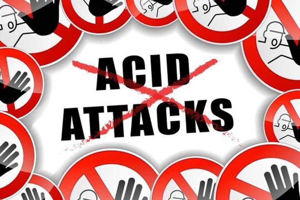 Resham Khan acid attack,Acid attack,London