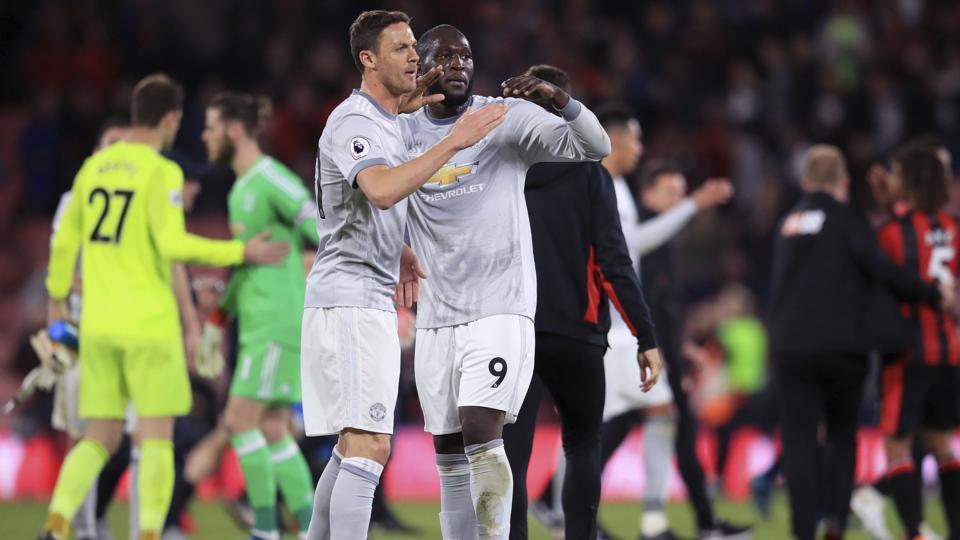 Manchester United,AFC Bournemouth,Romelu Lukaku