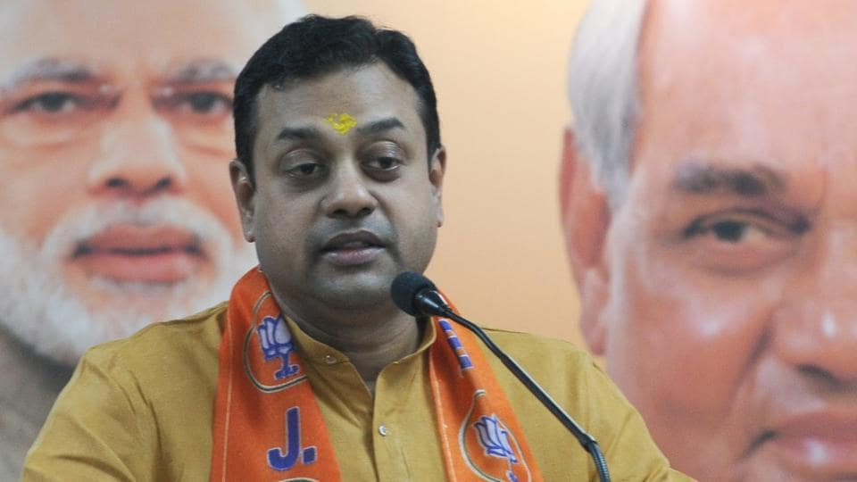 BJP National Spokesperson Sambit Patra.  The BJP has charged that Gandhi was behind the PILs seeking probe into the death of judge Loya and tried to use the judiciary for 'character assassination' of Amit Shah.