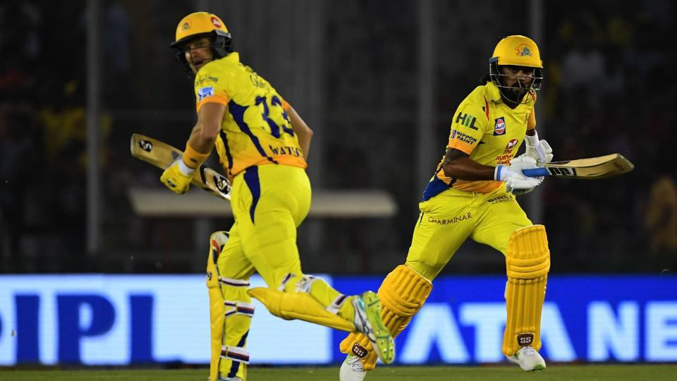 IPL 2018,Rajasthan Royals,Chennai Super Kings