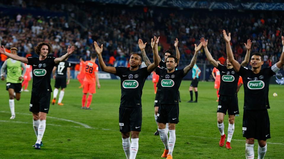 Paris Saint-Germain have already captured the League and the League Cup.