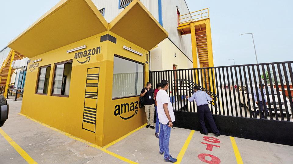 Amazon India,Jeff Bezos,Amazon