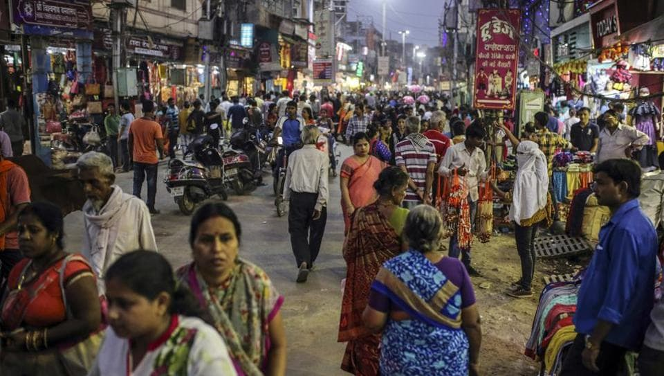 The International Monetary Fund kept its forecast of India's growth unchanged at 7.4% in 2018 and 7.8% in 2019. India displaced France to take the sixth spot, though the European nation is expected to close the gap with a narrow margin.