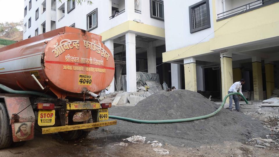 Pune,Water Tanker Mafia,water scarcity