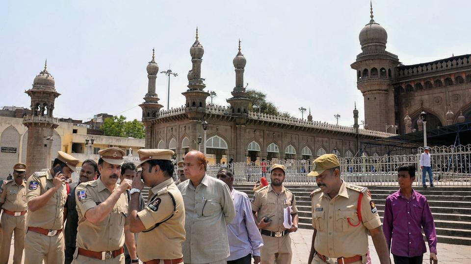 The Hyderabad High Court on Thursday rejected the resignation of K Ravinder Reddy, the judge who had quit his duties after acquitting the accused in the Mecca Masjid blast case on Monday. Reddy, a senior judge handling National Investigation Agency cases in Hyderabad, resumed work at the fourth metropolitan sessions court after the High Court cancelled his leave also. (PTI File)