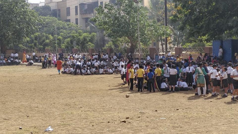 Mumbai news,Thane school,Universal high School