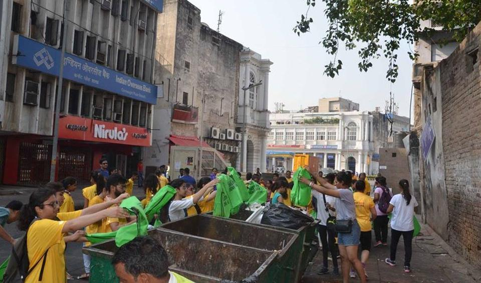 Earth Day,Environment,Delhi