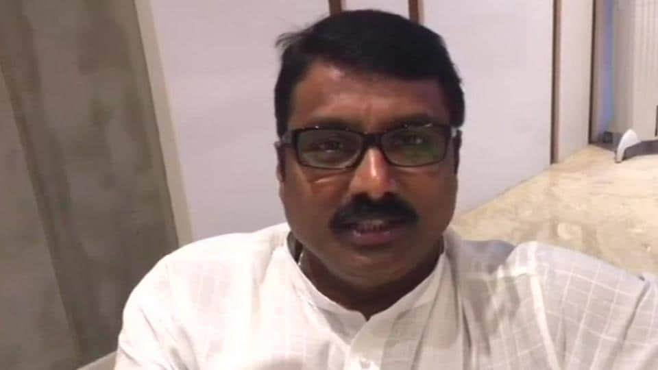 Karnataka assembly elections,BJP MLA Sanjay Patil,Hindu vs Muslim