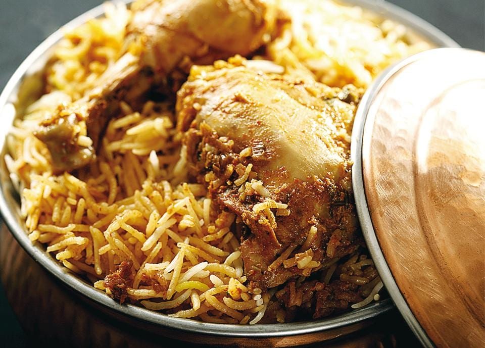 Kebabs and pilaus may have come to India from the Middle East, but biryani, I think, is our own creation