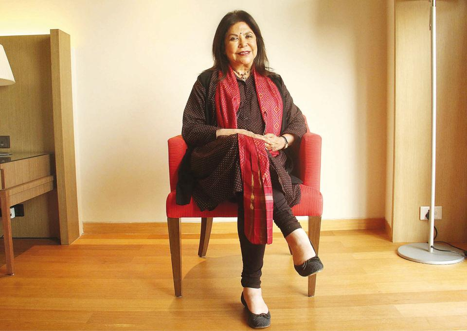 Ritu Kumar  gets her blazers from Armani and trousers from Max Mara