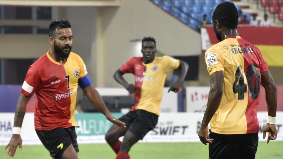 Super Cup 2018 final,Super Cup 2018,East Bengal