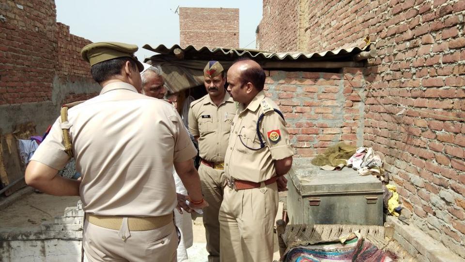 Ghaziabad,murder,Loni