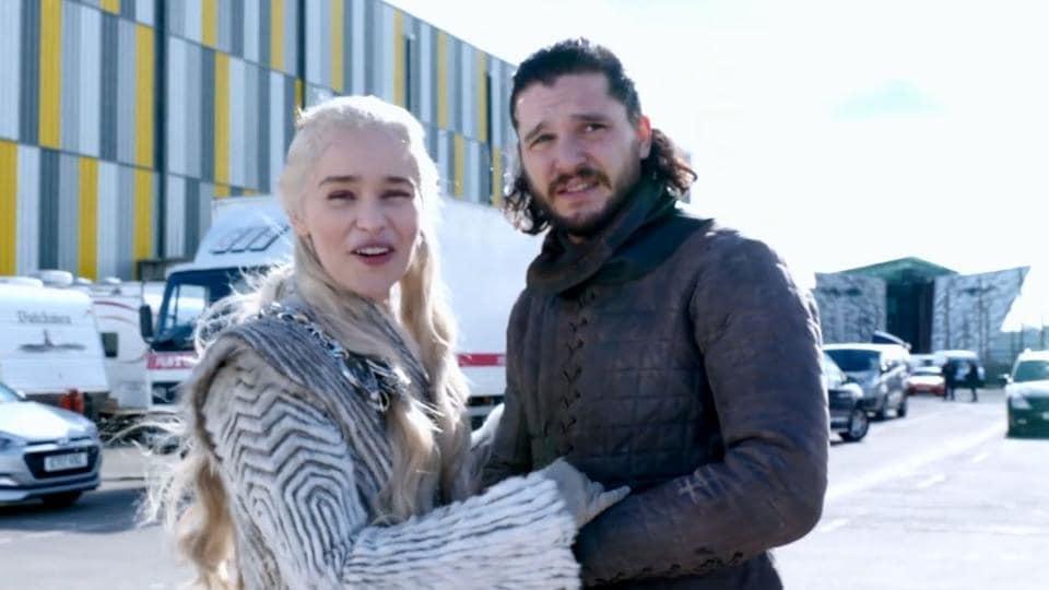 Game of Thrones,Game of Thrones season 8,Emilia Clarke