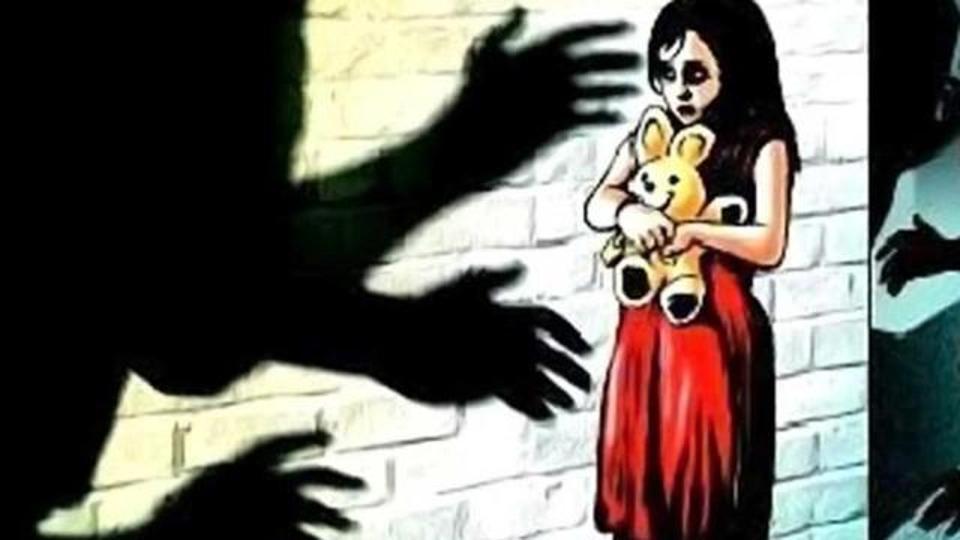 Ghaziabad,rape,minor