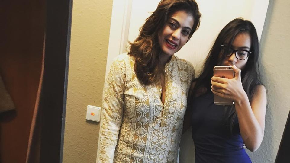 Kajol wishes her mini-me daughter Nysa on birthday with cute photo