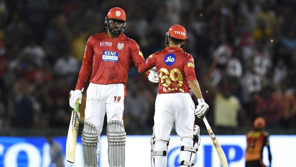 IPL 2018,Kolkata Knight Riders,Kings XI Punjab