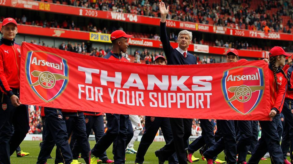 Arsene Wenger has decided to call time on his Arsenal FC career at the end of 2017/18 season.