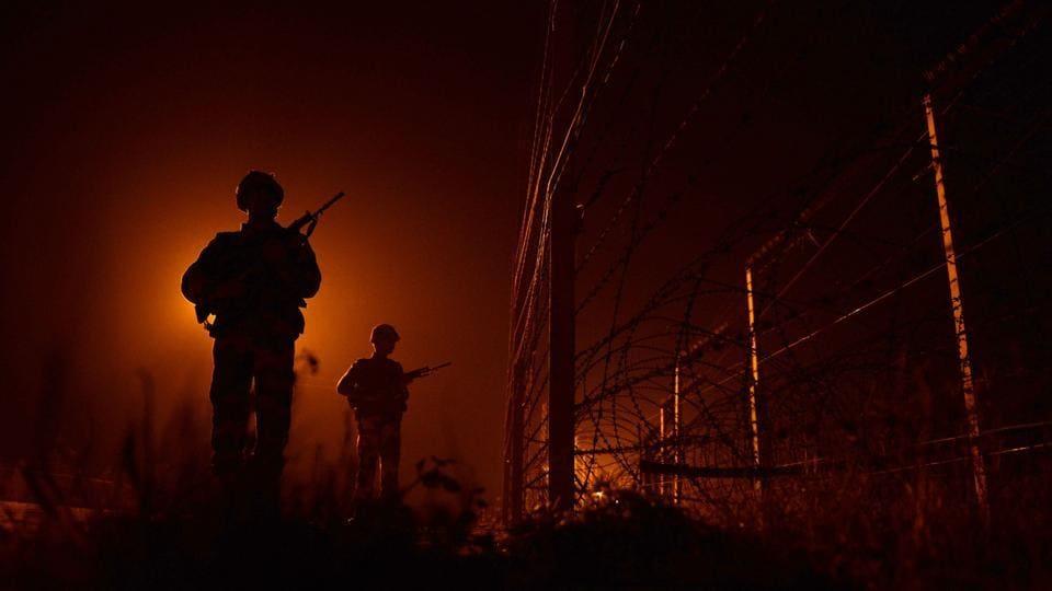 Hizbul Mujahideen,Jammu terror hideout,AK-47