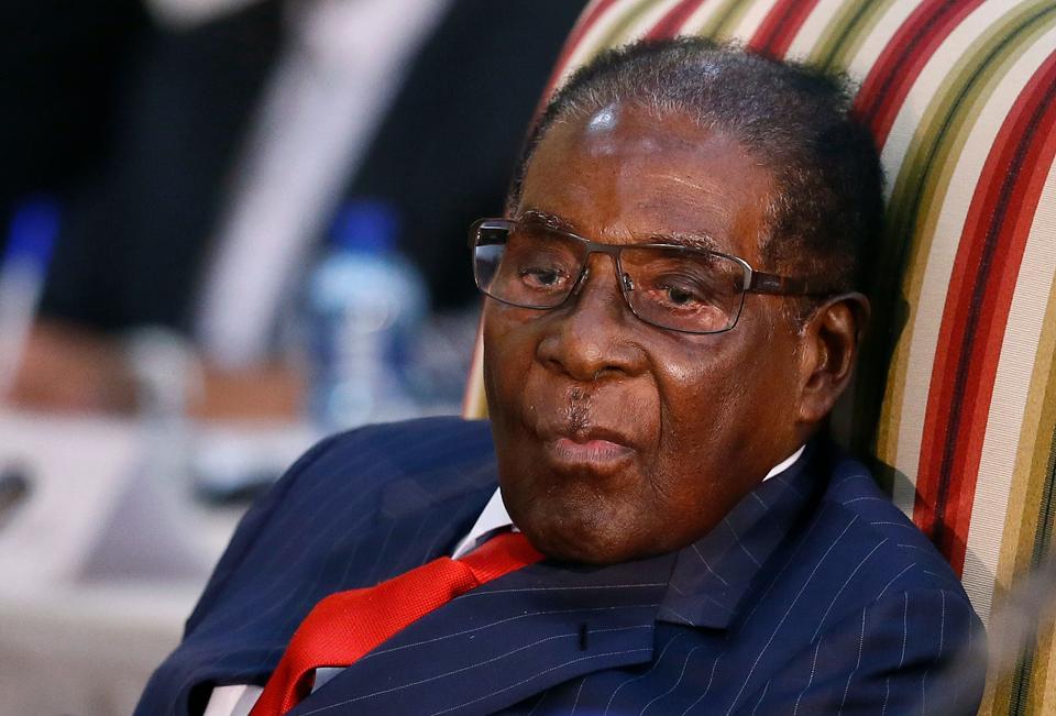 Zimbabwe,Robert Mugabe,Diamond mining