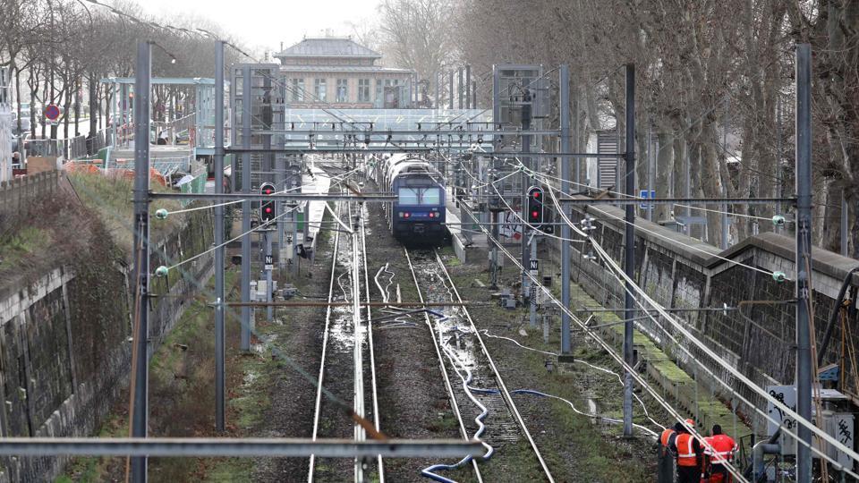 Railways,Wearable,GPS