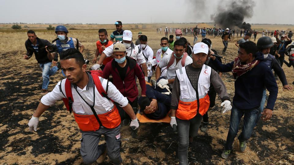 Palestinian,Israel,Palestinian shot dead