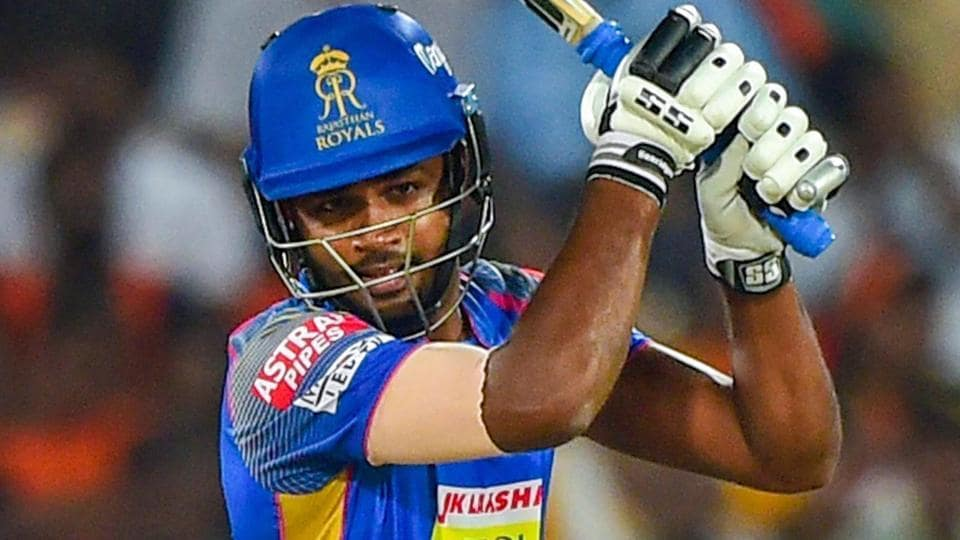 Sanju Samson,IPL2018,Rajasthan Royals