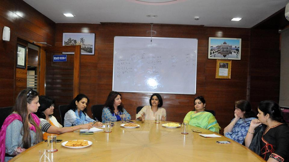 Participants at HT Forum exchanged suggestions to create a better and safer environment for girls.