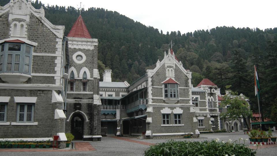 Uttarakhand high court at Nainital.
