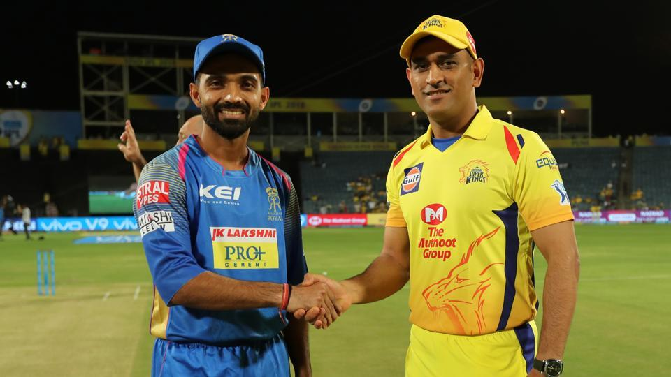 Rajasthan Royals captain Ajinkya Rahane won the toss and opt to field.  (BCCI )
