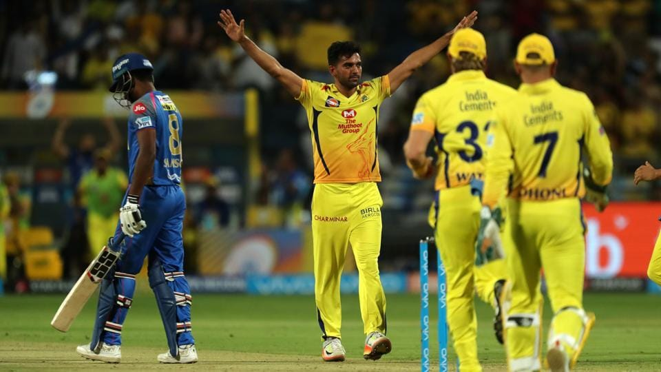 Chennai Super Kings vs Rajasthan Royals, IPL 2018, full cricket score: CSK beat RR by 64 runs