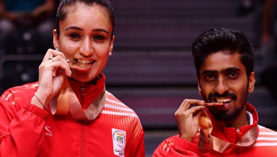 G Sathiyan,Indian table tennis,Manika Batra
